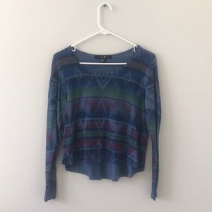 Forever 21 long sleeve size M